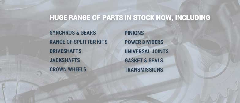 Multispares - Drivetrain Parts