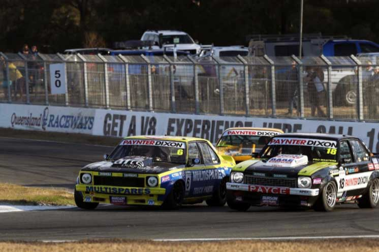 Round 4 review – Queensland Raceway - MultiSpares Truck Parts